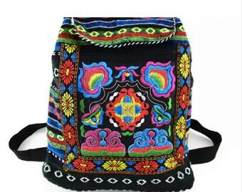 Tribal Bag, Embroidered Bag, Boho Bag, Vintage Bag, Gypsy Bag, Ethnic Bag, Patchwork Bag, Festival Bag, Hobo Bag, Bohemian Bag,