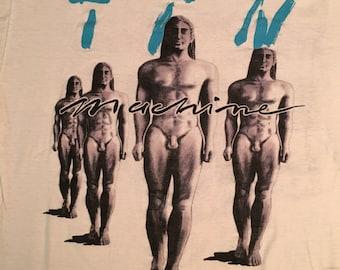 1992 Tin Machine It's My Life Tour T-shirt