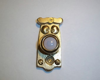 Alice in Wonderland Inspired Doorbell face