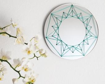 Cotton mirror | Customized wall decorative mirrors | Home Decor mirrors by BiCA
