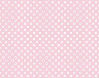 Dream Latice Pink - 1/2 Yard -  Sandra Workman for Riley Blake