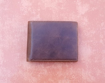 The Business Boss - Mens Leather Wallet