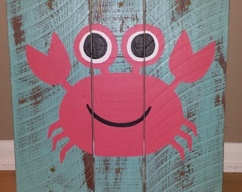 Carefree Crab