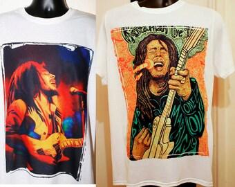 Gorgeous Bob Marley shirts, 2X Bob Bob Marley,Rock ,T-shirt ,T Shirt, Bob MarleyT-Shirt,T-shirt,T-shirt,Tee,T-shirt Tee,Clothing ,Gift
