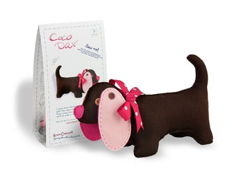 Dog sewing kit - Coco Dax