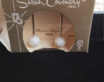 Sarah Coventry Clip Earrings
