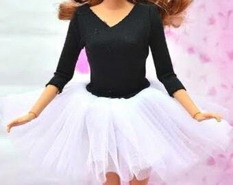 Barbie doll clothes, barbie skirt, barbie clothes, Barbie dress, Barbie ballgown, Barbie doll, Barbie fashion, Barbie clothing. doll clothes