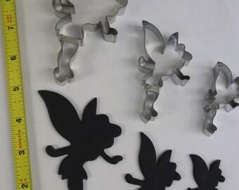 Tinkerbell Cutter Set
