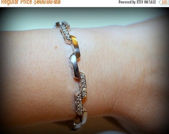 ON SALE Diamond Bracelet
