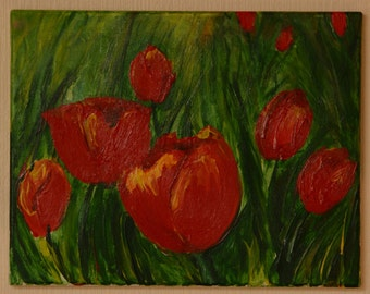 Field of Tulips 2