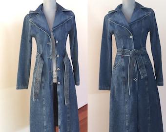 Vintage Guess Denim Dress