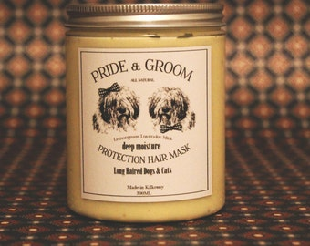 Pride & Groom Protective Hair Mask