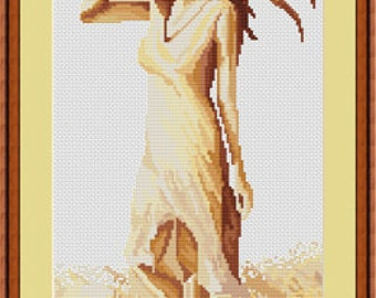 Cross Stitch Kit Walk LUCA - S