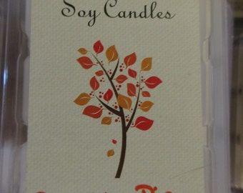 K&R Soy Candles Fall/Hoilday Wax Melts