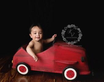 Vintage Car - Newborn Prop