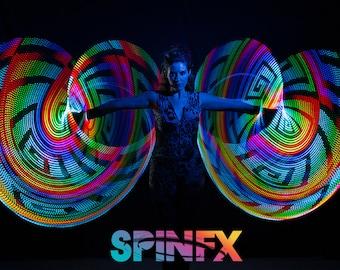 Phoenix Smart LED Hoop