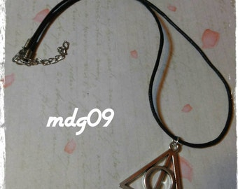 "Lanyard necklace ""Harry Potter and the Deathly Hallows"""