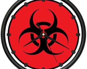 biohazard symbol etsy. Black Bedroom Furniture Sets. Home Design Ideas
