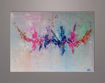 Abstract painting/original/acrylic/on streched canvas