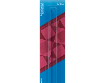 Prym Quilters Quarter Inch - 1/4 Inch x 6.7 Inch (SEW000027)