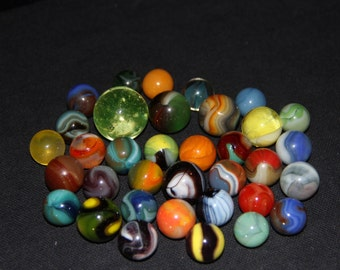 Vintage Marble Collection