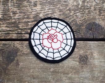 Spider Web Rose