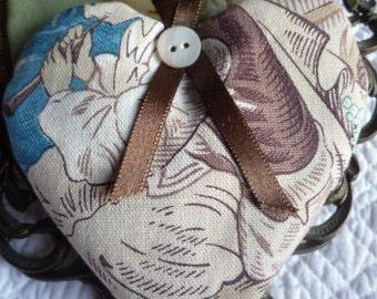 Bag of lavender.