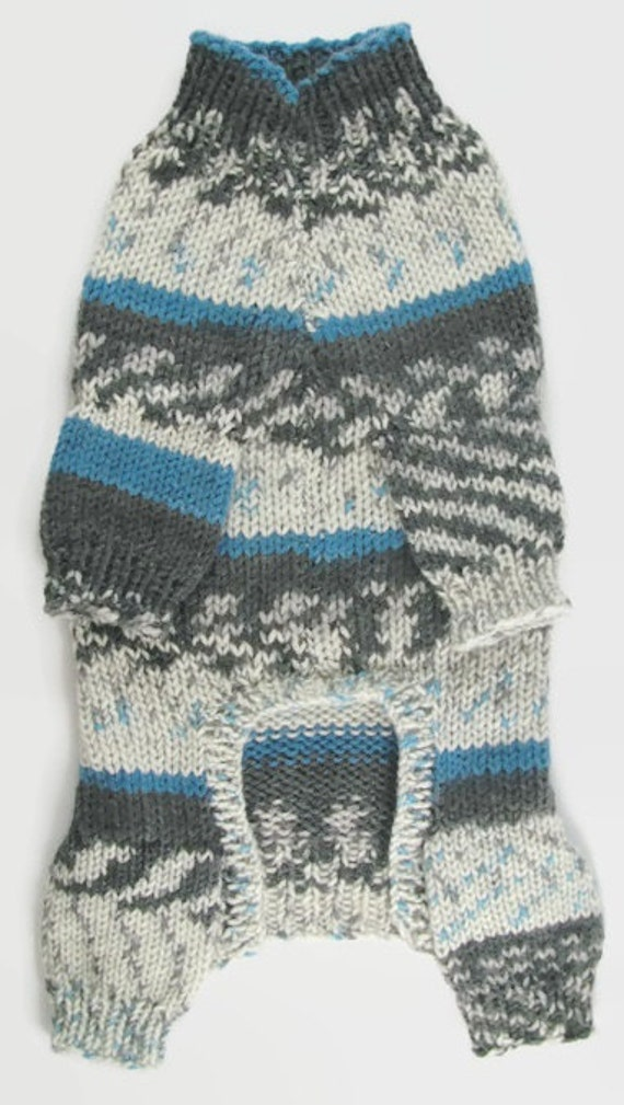 Knitting Sweater Design Book Pdf : Dog sweater pattern knit