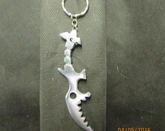 sword keyring