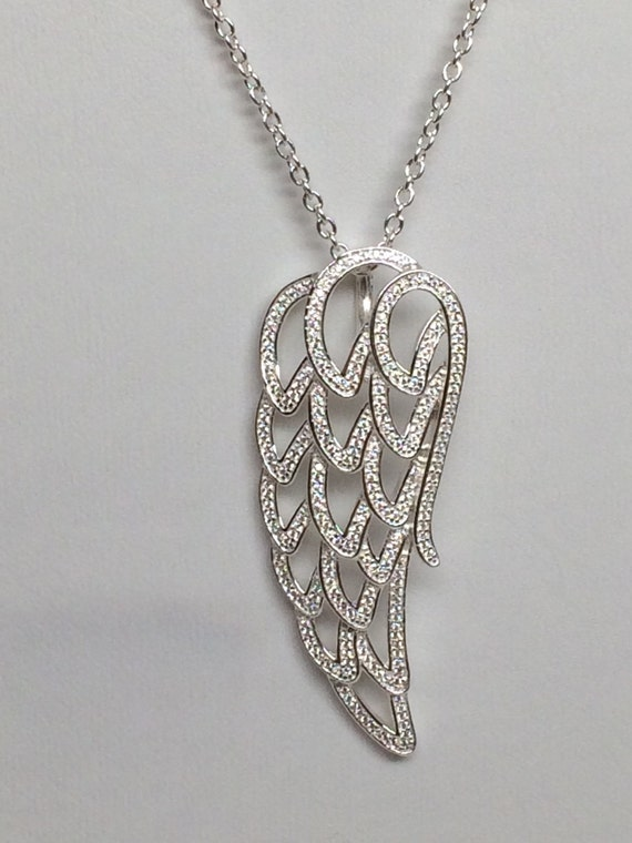 pandora wing earrings brand new pandora wings necklace on by sparkleofsurprise 2332
