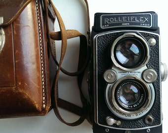 Rolleiflex k4b