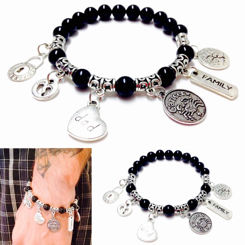 mens charm bracelet charm bracelet mens family