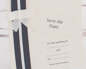 Tying the Knot Save the Date Pack of 20