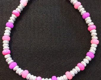 Sparkle Beaded Necklace