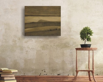 Wall Art Abstract, Natural Wood Art,