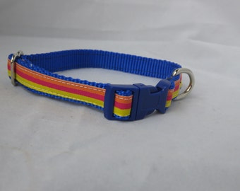 1/2 inch wide collars for tiny pups!