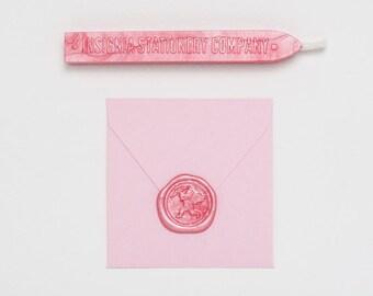 Durable Light Pink Sealing Wax Sticks