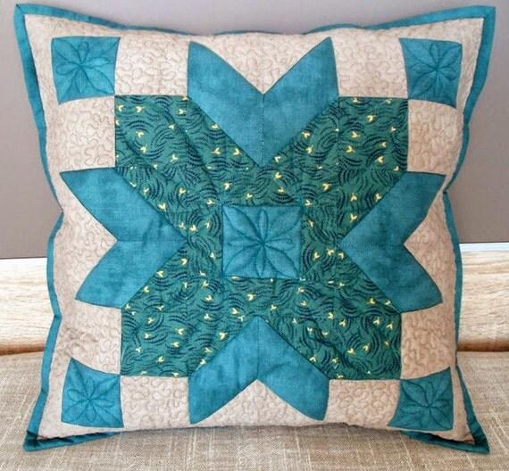 Quilt pillow case