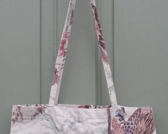 cotton tote bag beach shoulder hand bag