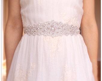 12 colors Bridal Sash,Wedding Dress Sash Belt, Rhinestone Sash, Rhinestone Bridal Bridesmaid Sash Belt, Wedding dress sash belt