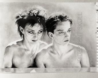 Gudrun & Bettina Print