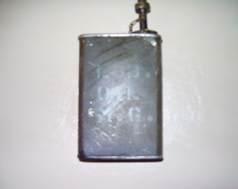 WWII military Lube Oil Can M.G.