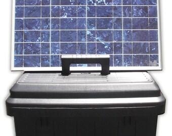 1,500 watt portable solar generator