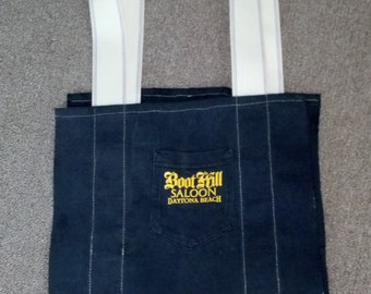 Boot Hill Saloon tote bag