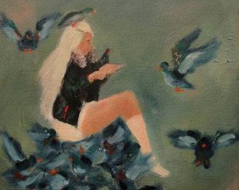 Queen of the Pigeons