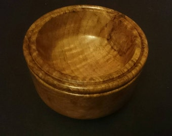 Hand turned small Walnut bowl