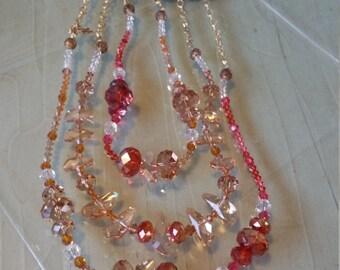 Swarovski crystal necklace