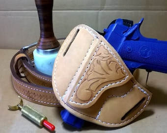 Hand Crafted Gun Holster for 1911