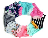 French Terry shorties baby shorts baby bloomers diaper cover toddler shorts toddler bloomer baby summer clothes bright neon