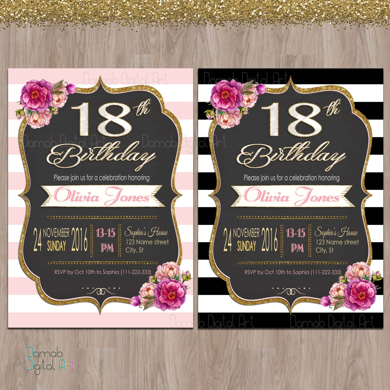 th birthday invitations th birthday party invitations